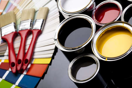 paint container: Color swatch