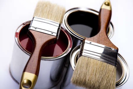 Painting time Stock Photo - 9951180