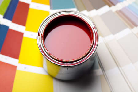 Color swatch Stock Photo - 9949051