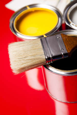 painting and decorating: Painting time