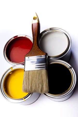 Painting time Stock Photo - 9949047