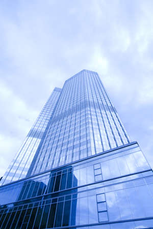 Glass skyscrapers,business center Stock Photo - 9949702