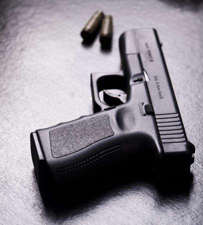 marksmanship: Gun