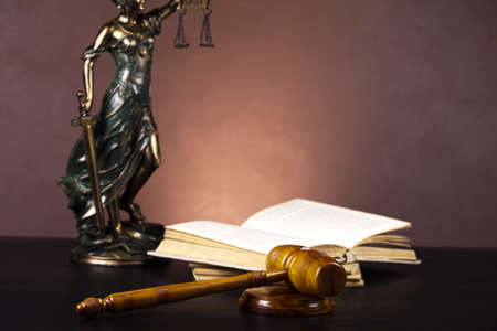 God of law  photo