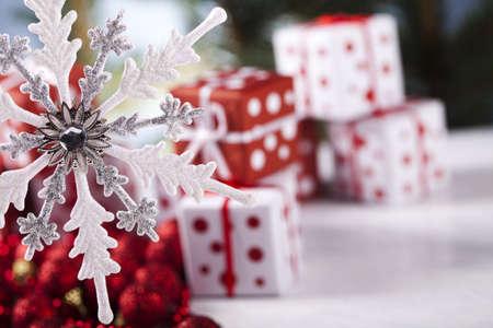 father christmas: Christmas star