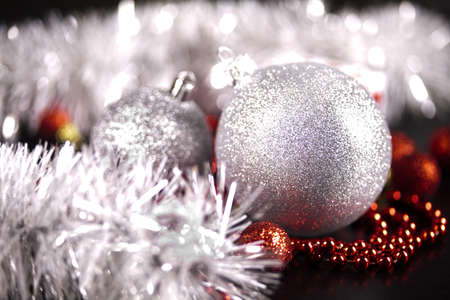 Shiny Baubles & Christmas   photo