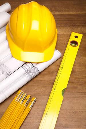wooden metre: Architecture plans