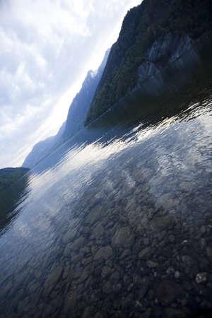 Lake alps Stock Photo - 12139616