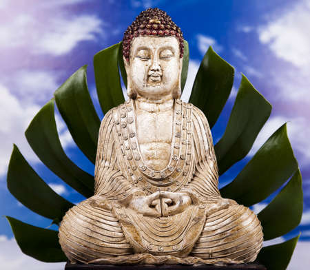 Buddha background photo