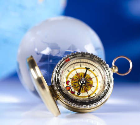 Viaggiare, Compass photo