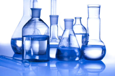 Laboratory glass    Stock Photo - 12140615