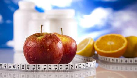 Supplement sport diet photo