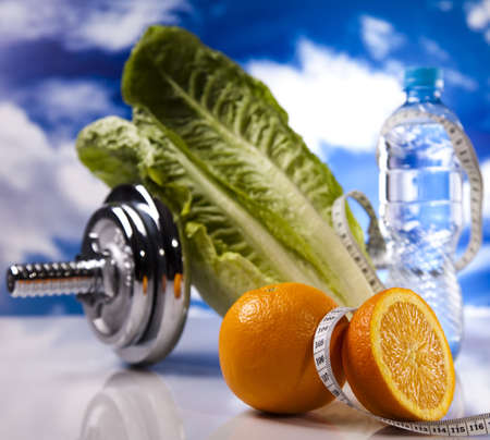 Fitness diet photo