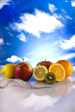 Fitness diet Stock Photo - 12140754