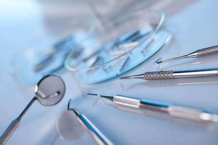 Dental Tools set  Stock Photo - 13503099