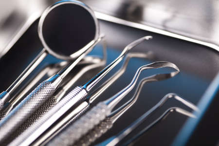 Dental tools photo