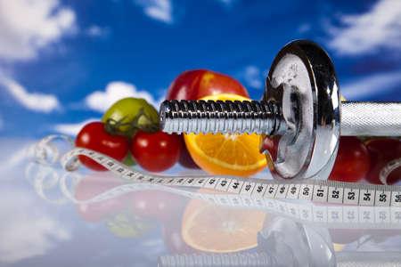 Fitness dieta Zdjęcie Seryjne