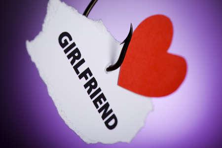 Girlfriend Stock Photo - 13502485