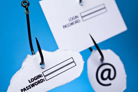 Login and Password Stock Photo - 13502462