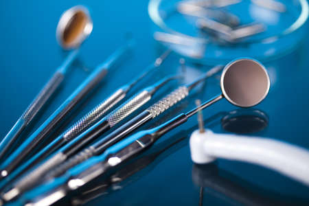 Dental tools Stock Photo - 13502050