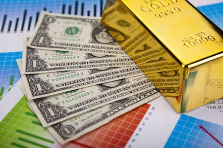 numismatist: Finance Concept Stock Photo
