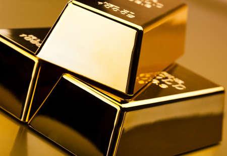 Gold bars photo
