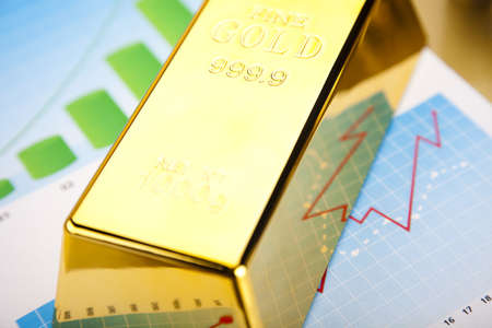 goldbars: Finance Concept Stock Photo