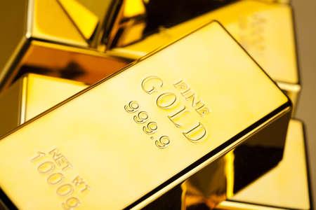 numismatist: Golden Bars