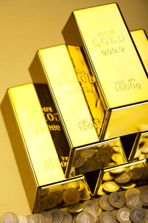 goldbars: Pyramid from Golden Bars
