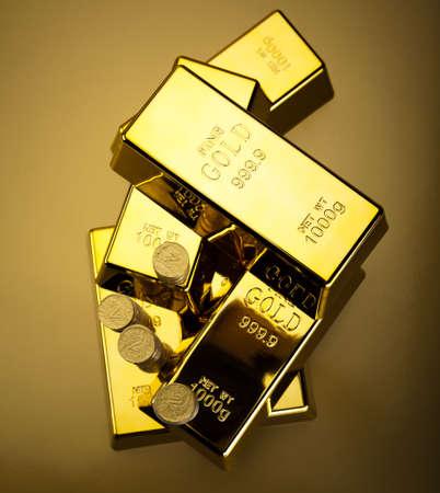 goldbars: Gold bars background
