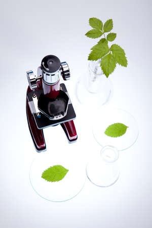 Chemistry equipment, plants laboratory