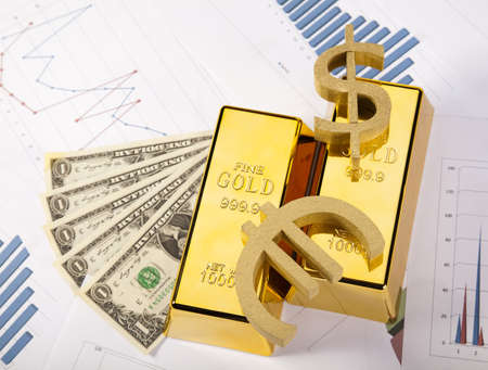 goldbars: Gold value