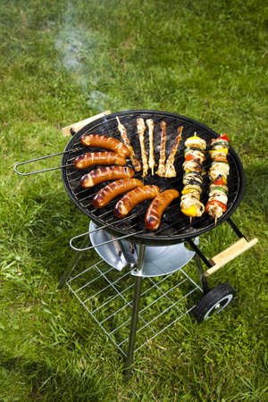 Barbecue  Stock Photo - 14218212