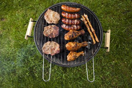 Barbecue Stock Photo - 14218221