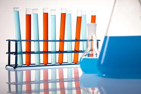 Test tube, chemical  photo
