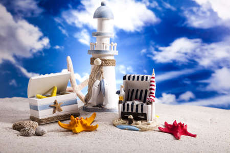 leading light: Lighthouse