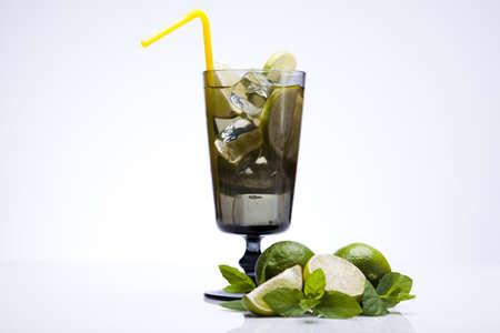 Fresh mojito drink Stock Photo - 15244253