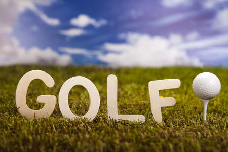 Golf Stock Photo - 15141221