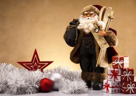 Santa Claus photo