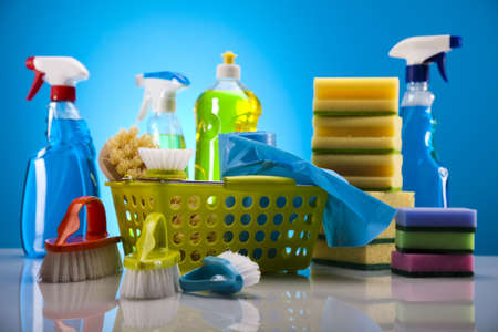 up service: Cleaning products