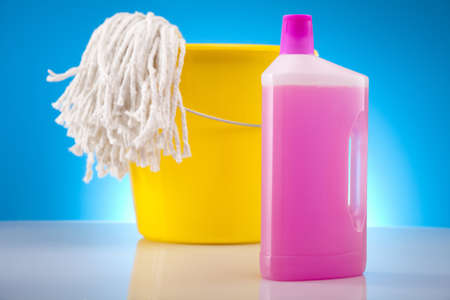 Cleaning Equipment  Stock Photo - 16154567