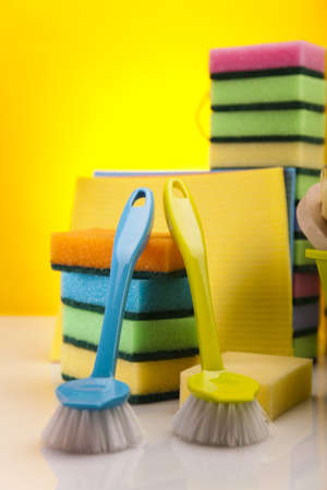 Cleaning products Stock Photo - 16154562