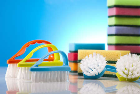 House cleaning product Stock Photo - 16154557