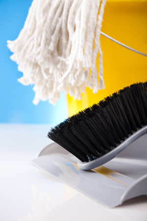 Cleaning products Stock Photo - 16154507