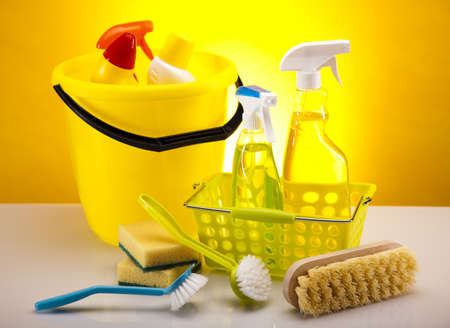 Cleaning Equipment  Stock Photo - 16154561