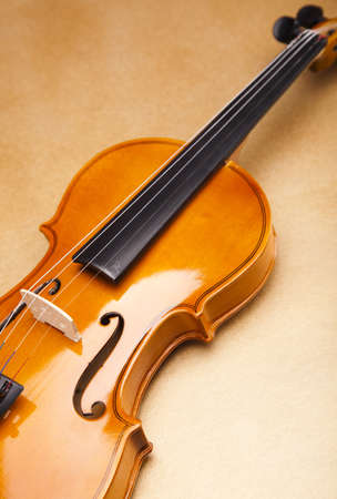 Classical violin photo