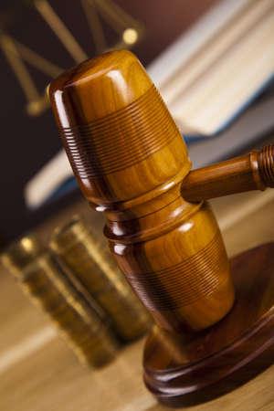 Judge gavel Stock Photo - 16193813