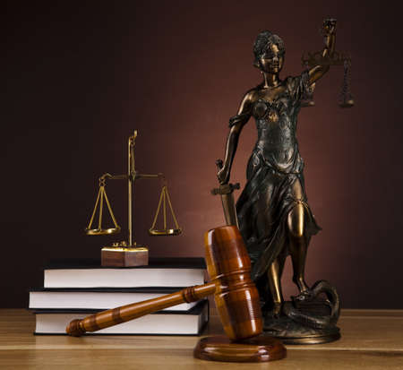 Statue of lady justice Stock Photo - 16167723