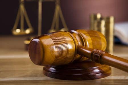Judge gavel Stock Photo - 16193806