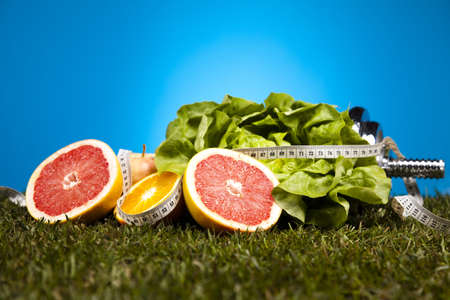 Fitness diet Banque d'images